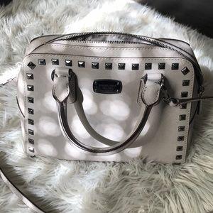 Gray MK purse